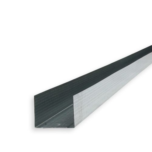 Vízszintes falvázprofil UW75 0,5mm 4m/db 8db/ktg