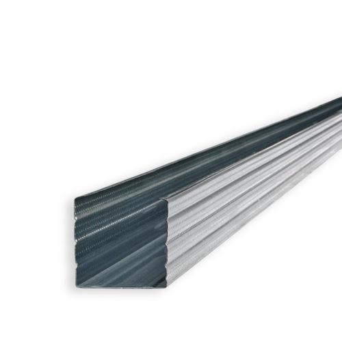 Vízszintes falvázprofil UW100 0,5mm 4m/db 6db/köteg