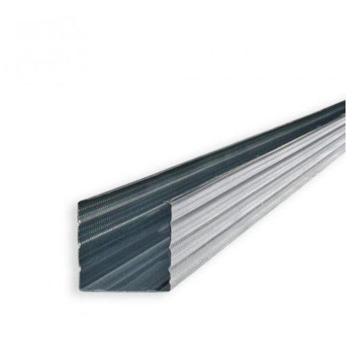 Vízszintes falvázprofil UW100 0,5mm 3m/db 6db/köteg