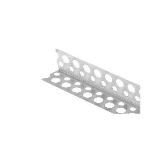 Aluminium élvédő profil standard 23x23x2m 0,3mm 200db/doboz