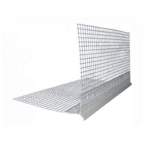 PVC eco plus hálós vízorros élvédő 10+10cm 2m 25db/csomag