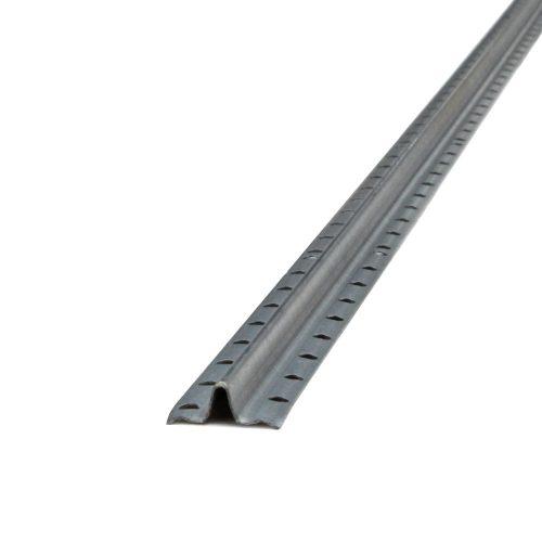 Vakolatvezető sín 6mm 3m