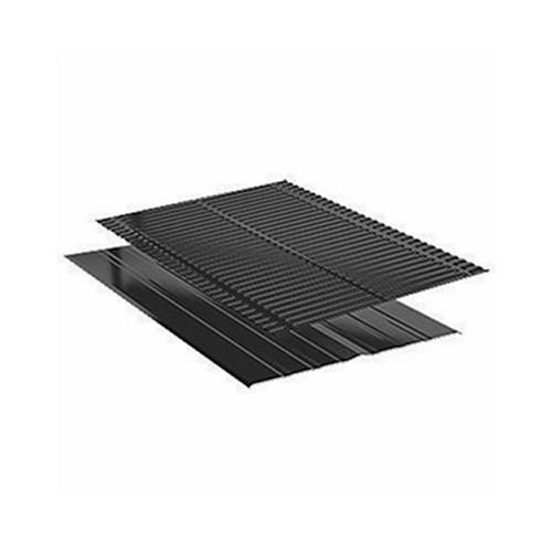 PVC Vápaelem 500mmx2m antracit 10db